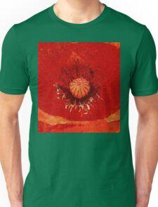 Roaring Red Unisex T-Shirt