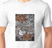 Koi fish and koi dragon Unisex T-Shirt