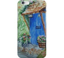 The bicycle  iPhone Case/Skin