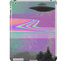 Psychedelic UFO iPad Case/Skin