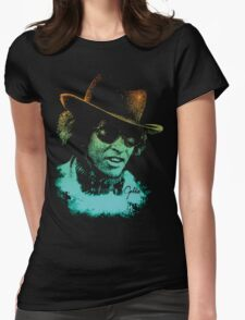 The Mack (Max Julien / Goldie) Womens Fitted T-Shirt