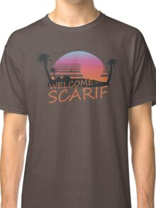 Welcome To Scarif Classic T-Shirt