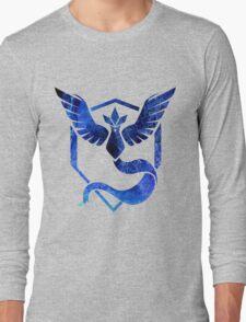 Blue Team Long Sleeve T-Shirt