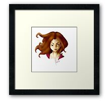 Faith (buffy the vampire slayer) Framed Print