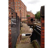 Manchester photography Photographic Print