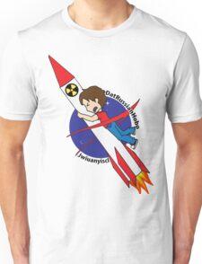 Jwiuanyiscl DatRussianHobo Unisex T-Shirt