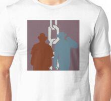 Django Unchained Silhouette Unisex T-Shirt