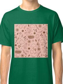 Robin Egg Pink Classic T-Shirt