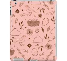 Robin Egg Pink iPad Case/Skin