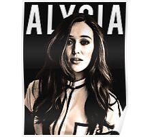 alycia Poster