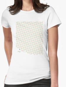 Reforestation Womens Fitted T-Shirt