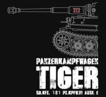TIGER TANK by PARAJUMPER