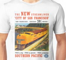 Vintage poster - City of San Francisco Unisex T-Shirt