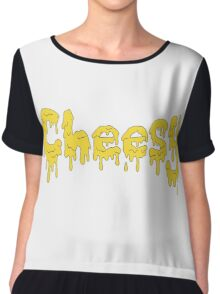 Cheesy Chiffon Top