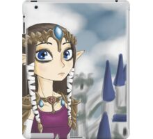 Twilight Princess Zelda iPad Case/Skin