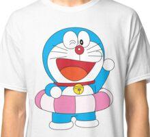 Doraemon go to beach Classic T-Shirt