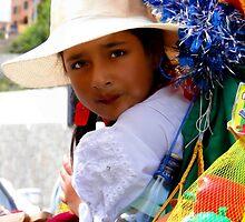 Cuenca Kids 490 by Al Bourassa