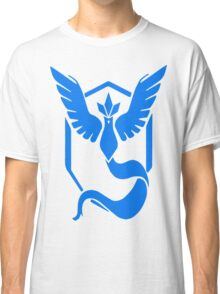 Pokemon Go! Team Mystic!!! Classic T-Shirt