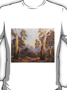 The Scent Of Gumtrees In Australia T-Shirt