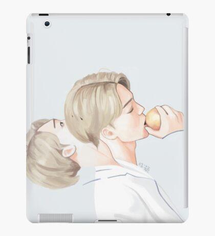 Lie iPad Case/Skin