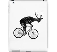 Deer & Bicycle iPad Case/Skin