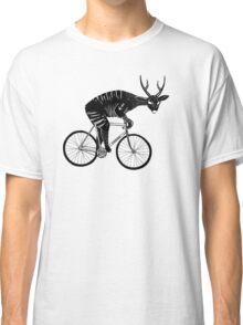 Deer & Bicycle Classic T-Shirt