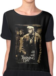 Training Day  Chiffon Top
