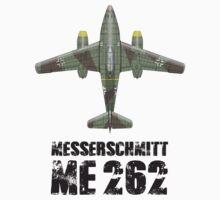 MESSERSCHMITT ME262 SCHWALBE T-Shirt