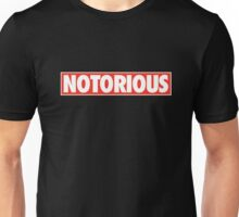 Notorious Obey Unisex T-Shirt