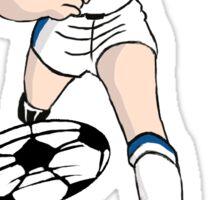 Captain Majid/Tsubasa Sticker