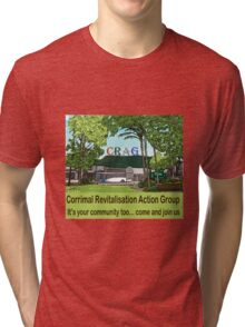It's your community too  Tri-blend T-Shirt