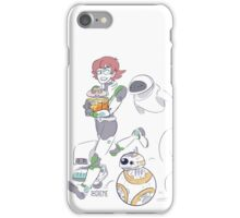 Hello my friends iPhone Case/Skin