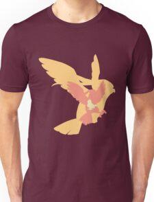 Simplistic Pidgey evolution line Unisex T-Shirt