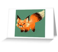 foxels Greeting Card