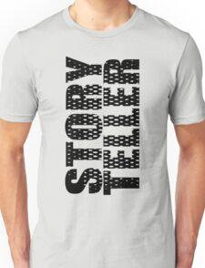 Big Storyteller (Black and White) Unisex T-Shirt