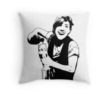 Hannah Hart Inspired Throw Pillow