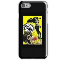 Bad Girls of Motion Pictures #3 (of 8)- Varla iPhone Case/Skin