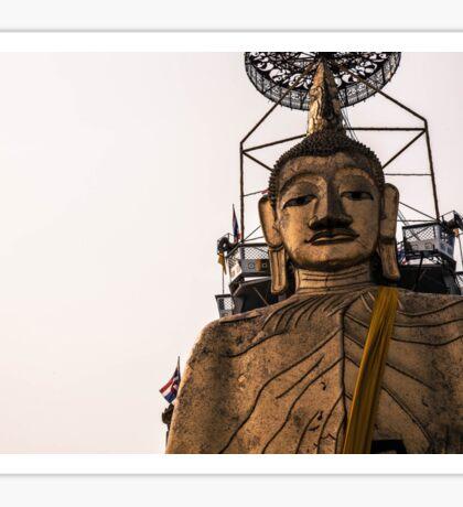Bangkok Buddha Sticker