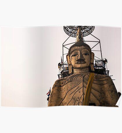 Bangkok Buddha Poster