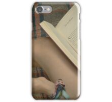 The Girl With The Kindest Heart 2 iPhone Case/Skin