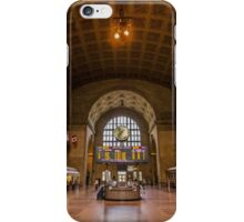Union Station iPhone Case/Skin