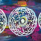 Moon Cycle Mandala by Kendra Kantor