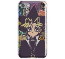 Yugi The Legend  iPhone Case/Skin