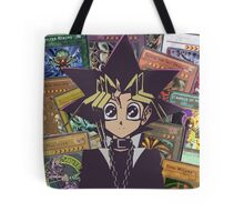 Yugi The Legend  Tote Bag