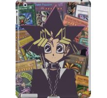 Yugi The Legend  iPad Case/Skin