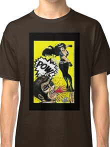 Bad Girls of Motion Pictures #3 (of 8)- Varla Classic T-Shirt