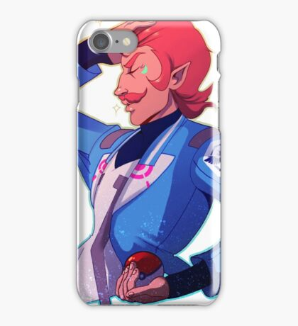 "Team Mystic: ""Smashing"" iPhone Case/Skin"