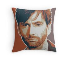 HARDY - Miller Orange (Broadchurch) Throw Pillow
