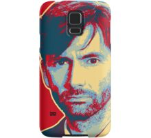 HARDY - RedYellowBlue (Broadchurch) Samsung Galaxy Case/Skin