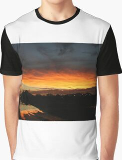 Fire in the sky 2 Graphic T-Shirt